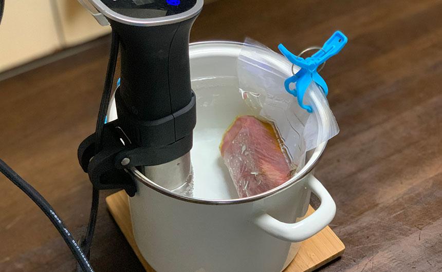 牛タン 低温調理