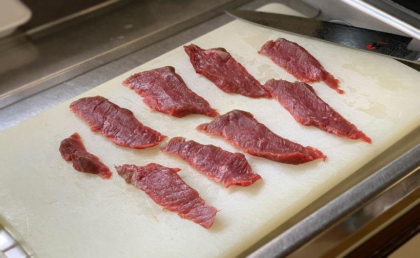 牛肉 スライス
